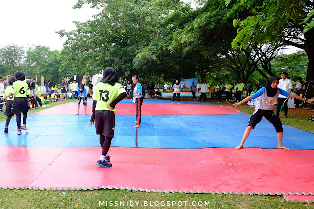 traditional sports and games tafisa games 2016