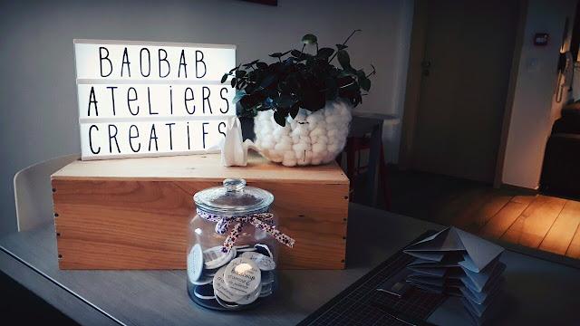 retraites créatives Baobab, bien-être et création en Belgique