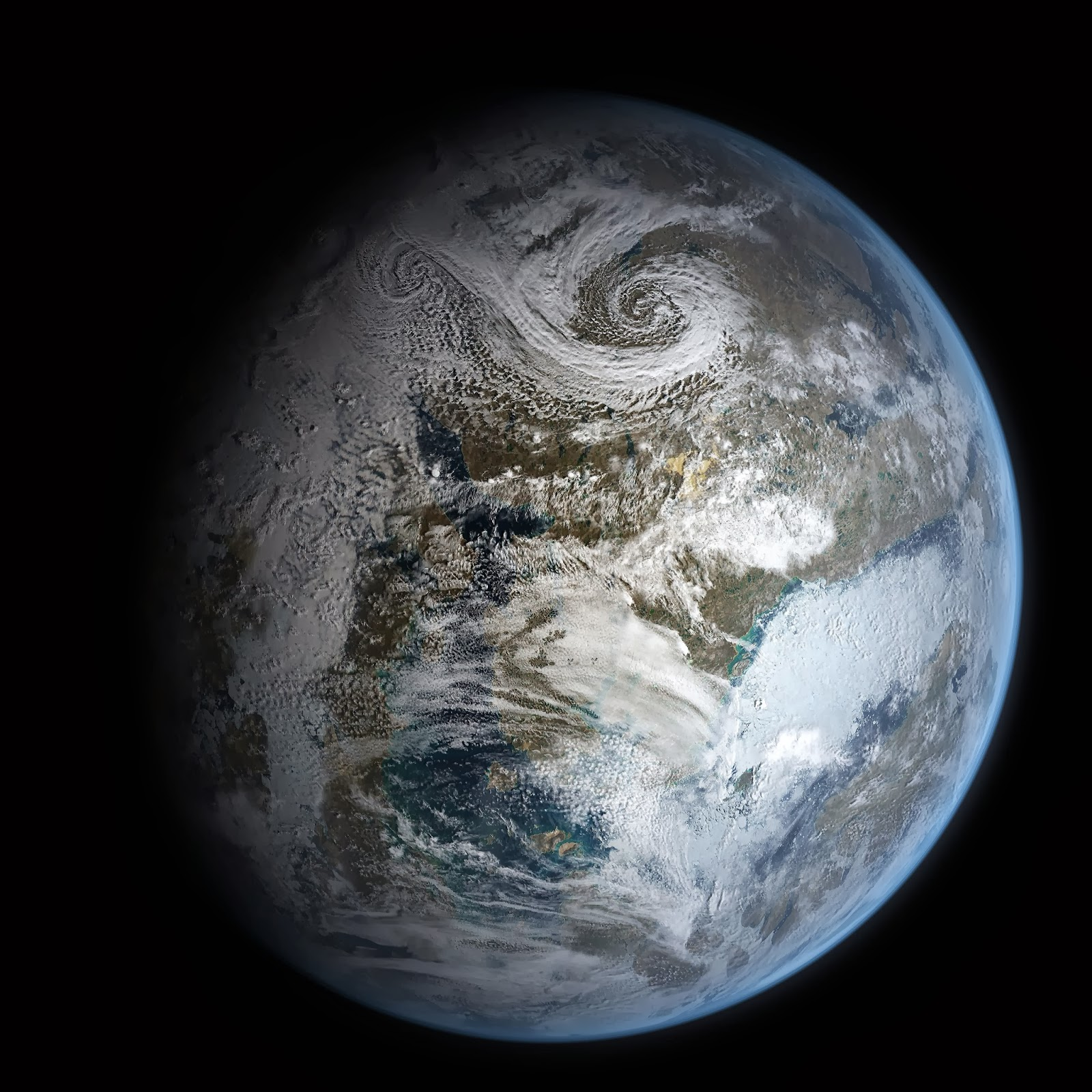 Beyond Earthly Skies Ozone Layers On Alien Earths