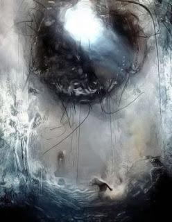 Une représentation de Juk-Shabb trouvée sur le wikia Lovecraft
