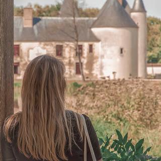 The New Blacck - blog - chamerolles - chilleurs aux bois - kiosque - vue