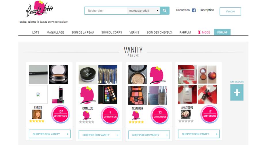 maquillage deborah vente en ligne