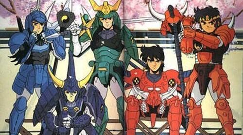 Samurai Warriors Legendado Completo  - Todos os Episódios