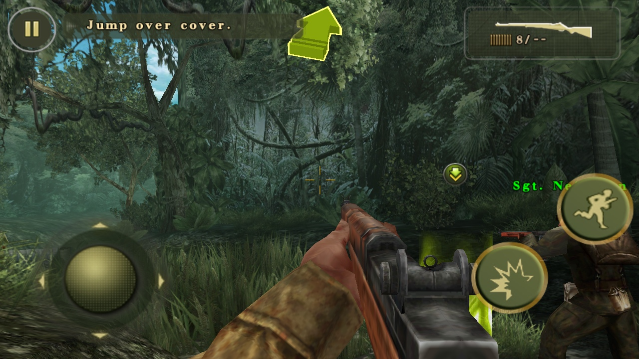 Baixar - Brothers In Arms 2 Global Front HD Apk + Obb Atualizado - Device  Games™