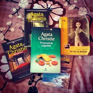 """Agatha Christie """"Trzynaście zagadek"""""""