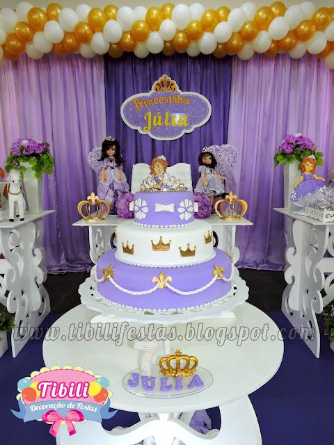 Tibili Festas  Princesa Jlia