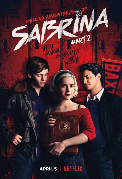 Chilling Adventures of Sabrina Season 2 Dual Audio [Hindi-DD5.1] 720p HDRip ESubs Download