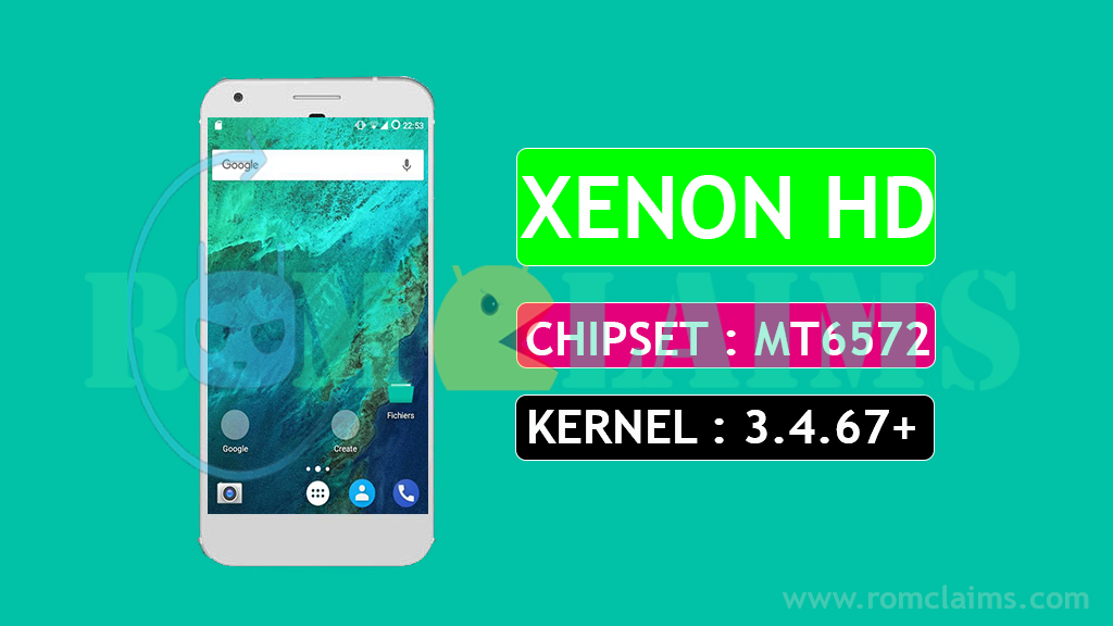 [MT6572] [7.1.2] Pronaosp n Rom For MT6572 || Kernel 3.4.67+ KK
