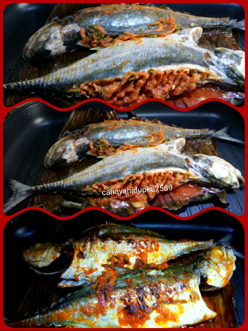 Resepi Ikan Sumbat Sambal Azie Kitchen ~ Resep Masakan Khas