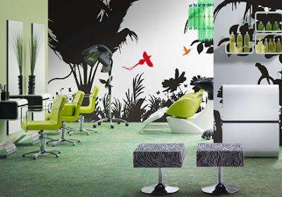 Decoracion de peluquerias fotos - Ideas para decorar una peluqueria ...