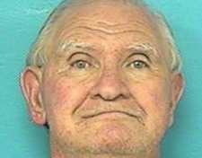 Father, 76, 'tired to kill his son with a chainsaw' but ended up having his leg amputated when his son fought back and attacked him with a lawnmower