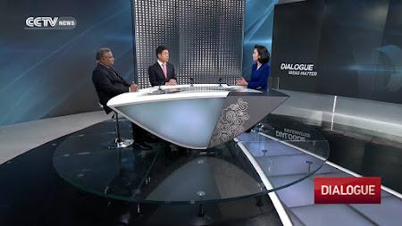 Frekuensi siaran CCTV News di satelit ChinaSat 6B Terbaru