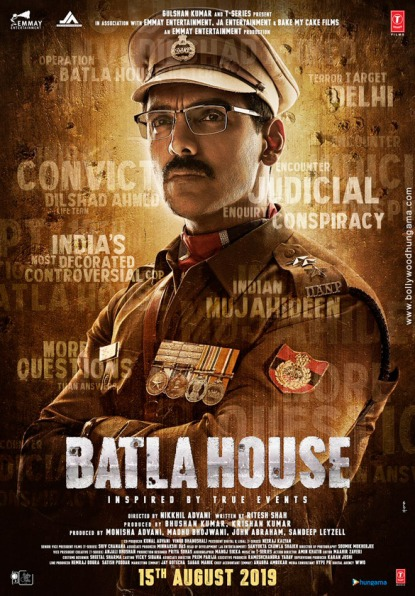 Batla House new upcoming movie first look, Poster of John next movie download first look Poster, release date