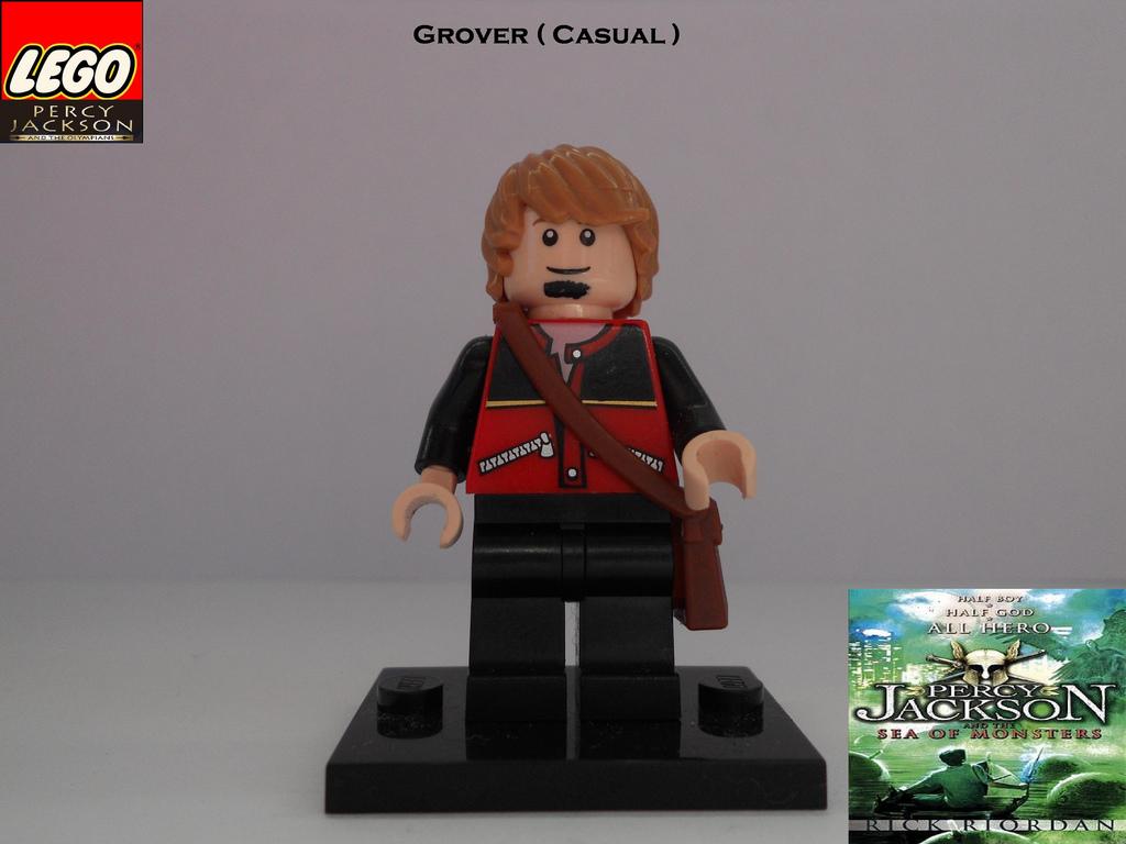 Wallflower - Dedicated to LOGANLERMAN ♥∞: Lego Percy ...  Lego Percy Jackson Luke