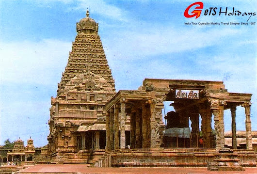 Indian Culture Redefined in its Temple Towns of Thanjavur, Tiruchirappalli and Madurai