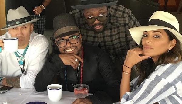 Nicole Scherzinger pode ser a nova vocalista do Black Eyed Peas!