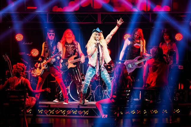 Rock of Ages at the Fox Theatre, giveaway, Fox theatre, Metro Detroit, win giveaway, 80's music