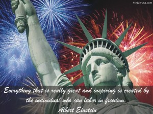 Fourth of July Quotes Wallpaper