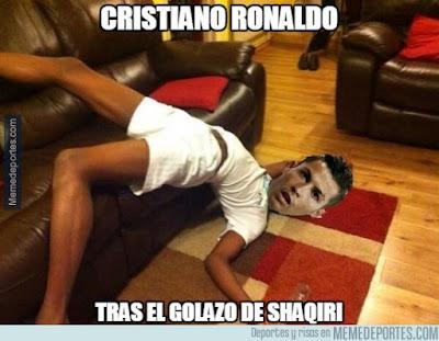 memes octavos final eurocopa 2016 cristiano Ronaldo