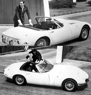 Toyota 2000GT Convertibel James Bond