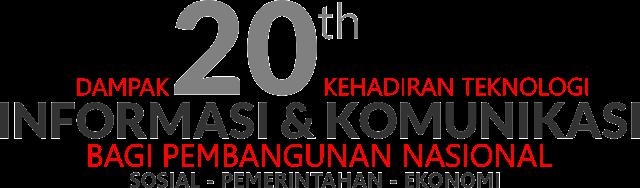 Dampak 20 Tahun ICT di Indonesia