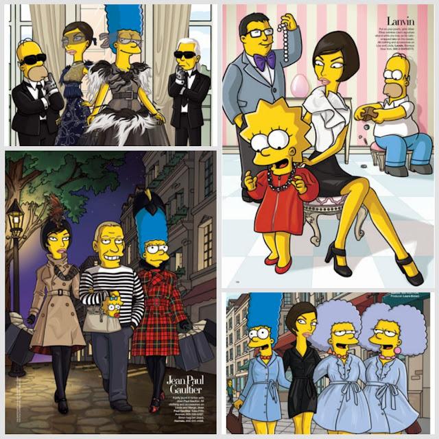 Simpsons-Fashion