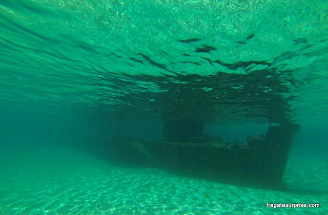 Mergulho em San Blas, Panamá