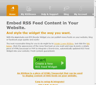 techpeas: Embed RSS feed content in your website