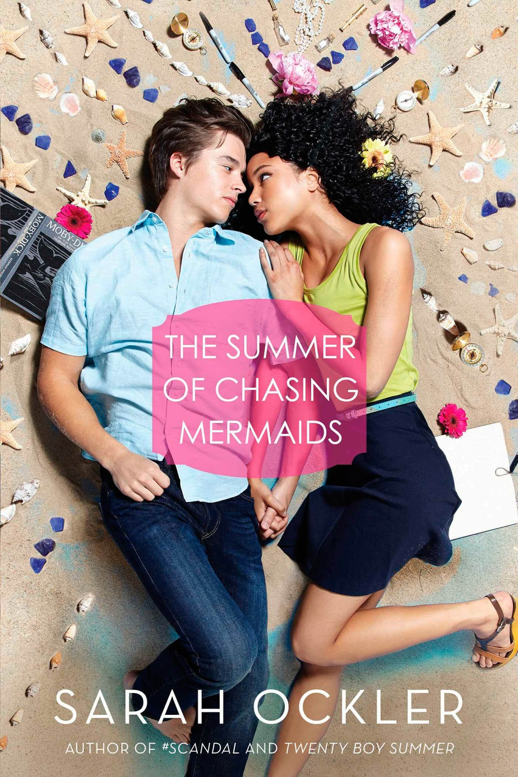 The Summer of Chasing Mermaids by Sarah Ockler