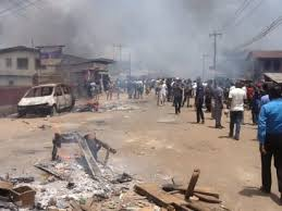 communal clash between ebonyi and cross river