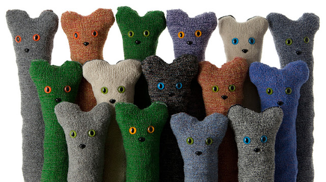 A litter of Sockittyies by Go Cat Toys