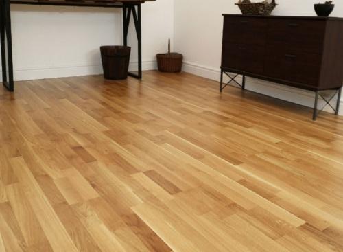 Sàn gỗ Sồi tự nhiên chịu nước tốt
