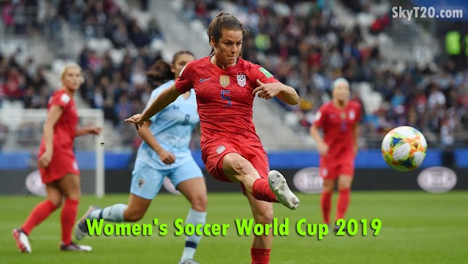 2019 FIFA Women's World Cup Rankings, Fixtures - Soccer Results