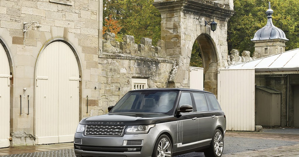 Speed Automobile 2016 Range Rover Sv Autobiography