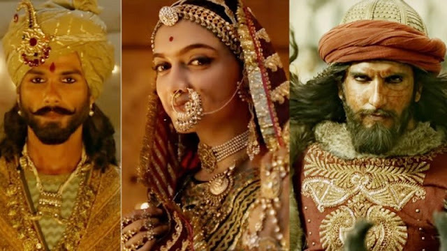 Ranveer Singh, Deepika Padukone and Shahid Kapoor's Padmaavat has entered the Rs 100 crore in just 4 days
