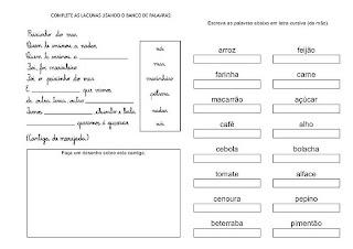 Caligrafia para imprimir e caderno de caligrafia - Atividade Caligrafia - 7