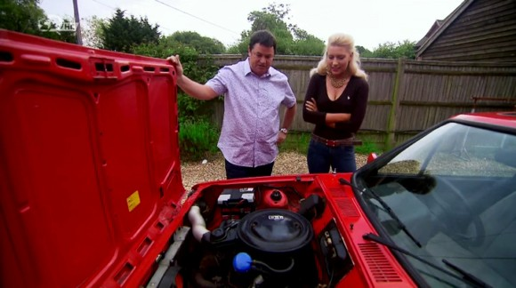 Wheeler Dealers Ford Cosworth Episode