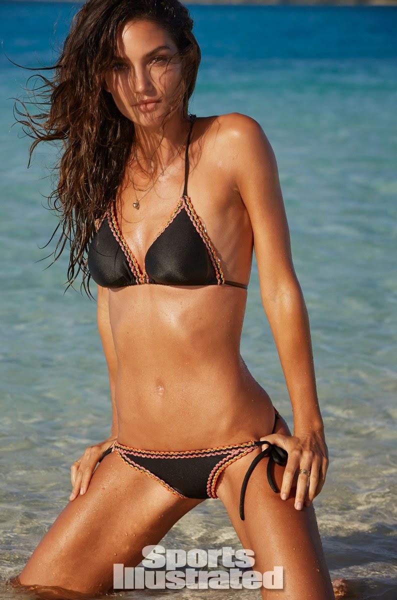 Lily Aldridge Bikini Gallery- Lily Aldridge Swimsuit Photos