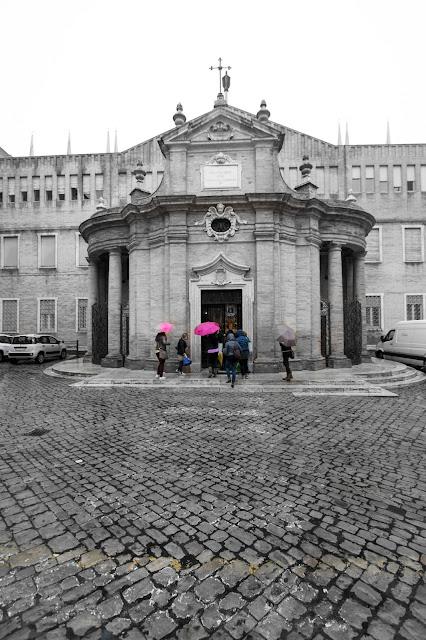 Basilica della Madonna della misericordia-Macerata