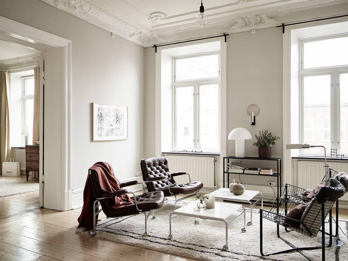 Interiors design dreamy minimal interior cool chic style attitude