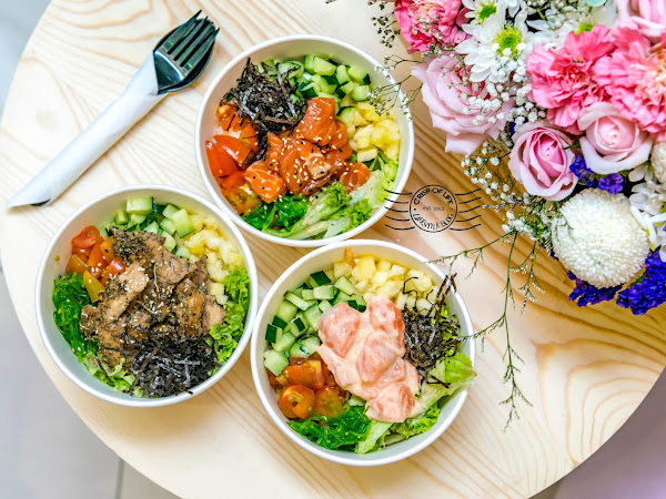 Pilipala by Woodmanz Cafe with Transparent Igloo & Poke Bowl @ Udini Square, Penang