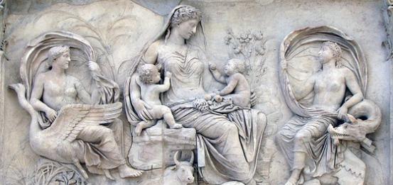 Tutelas y Derecho de la antigua Roma