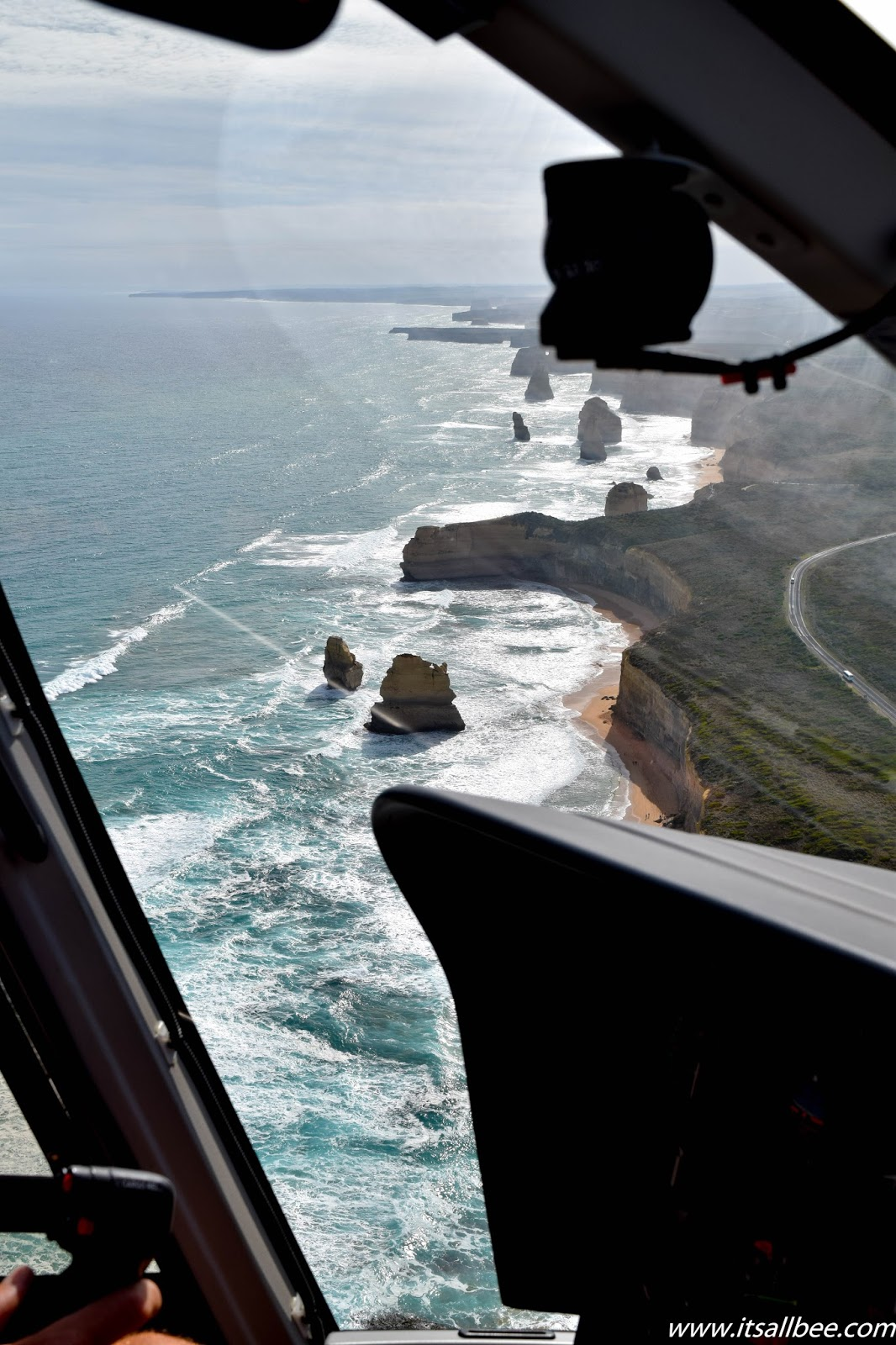 Great Ocean Road Helicopter Tour Over The 12 Apostles