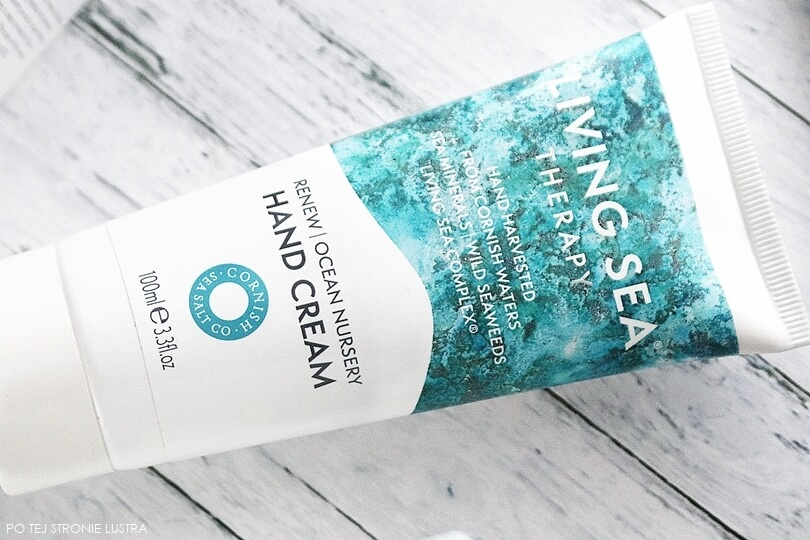 living sea therapy hand cream