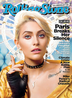 Paris Jackson sexual abuse, Paris Jackson