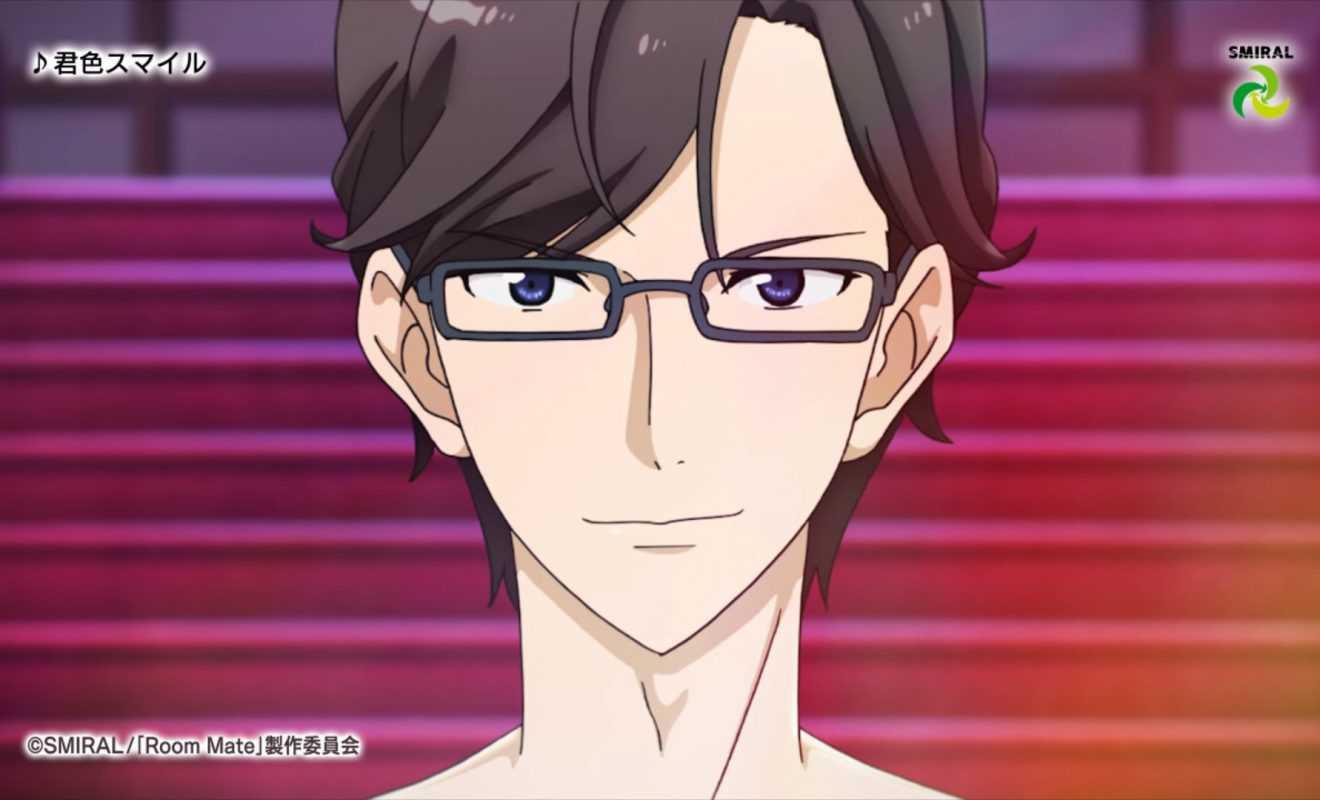 El Anime Room Mate En Un Primer Vídeo Promocional