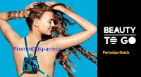 Logo Vinci gratis Carte regalo Sephora da 40 euro e non solo