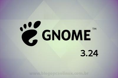 """Lançado o GNOME 3.24 """"Portland""""!"""