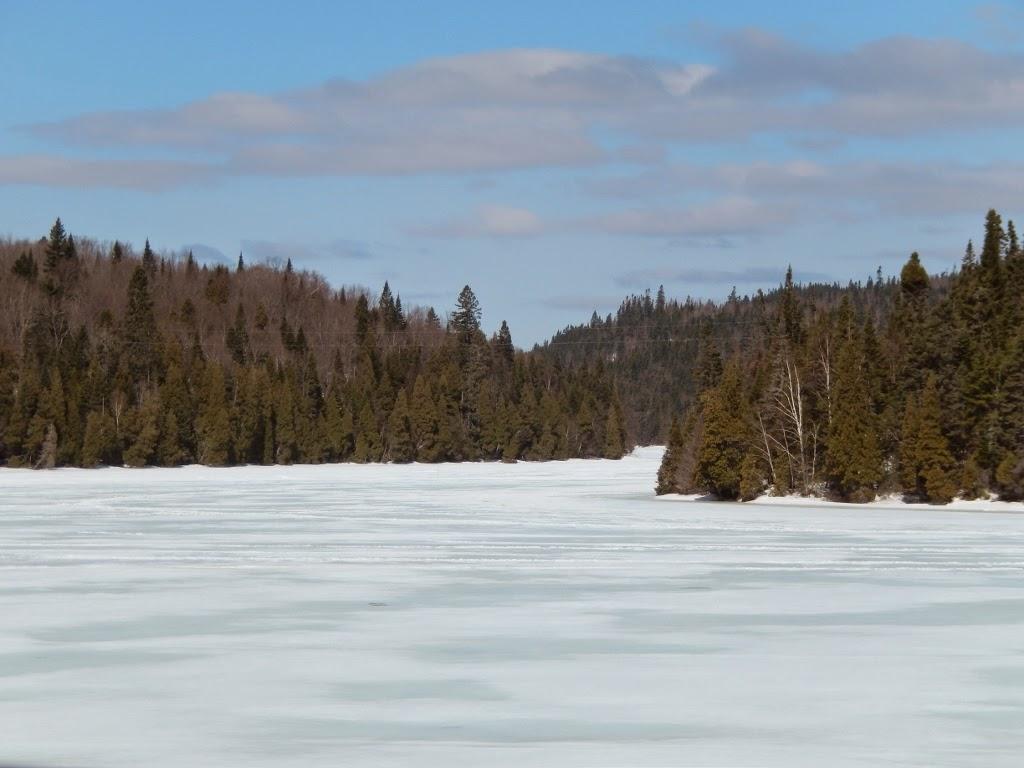 Fjord de Saguenay Québec