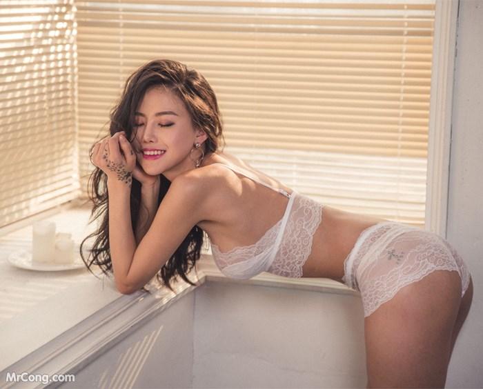 Image Korean-Model-Baek-Ye-Jin-MrCong.com-016 in post Người đẹp Baek Ye Jin trong bộ ảnh nội y tháng 10/2017 (148 ảnh)